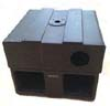 Sub bass speaker for party sound system