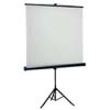 8 foot Projector Screen on tripod stand for presentations