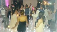 Disco sound system hire advice for wedding parties in cardiff