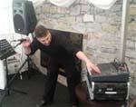 Sound Engineer Technician PA Hire setup mixing operation
